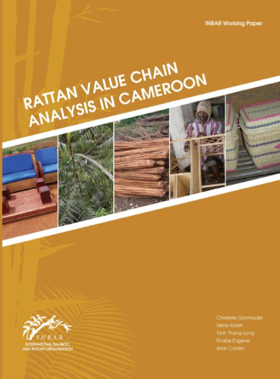 Rattan Value Chain Analysis in Cameroon