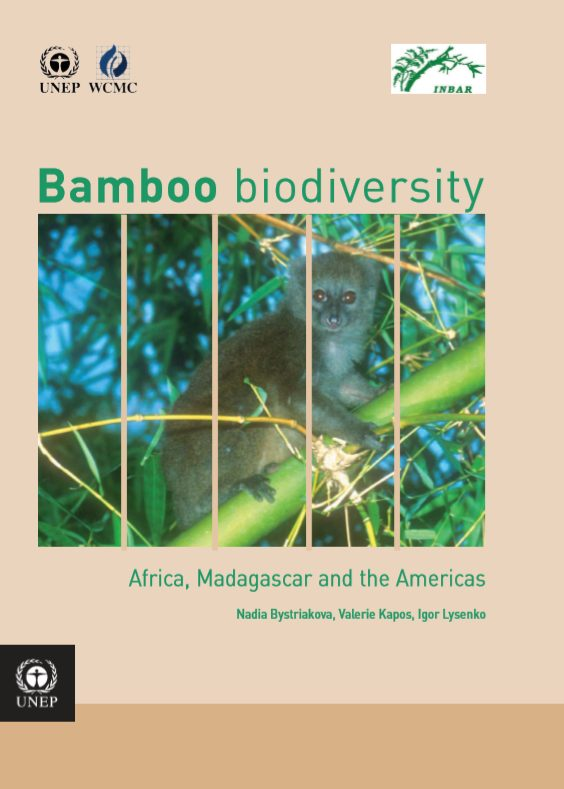 Bamboo Biodiversity: Africa, Madagascar and the Americas