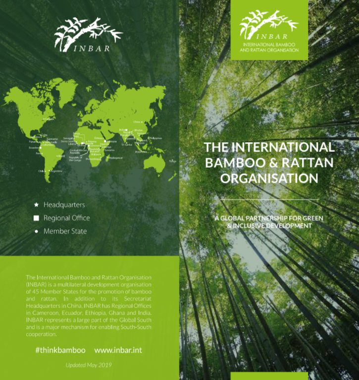 About the International Bamboo and Rattan Organisation