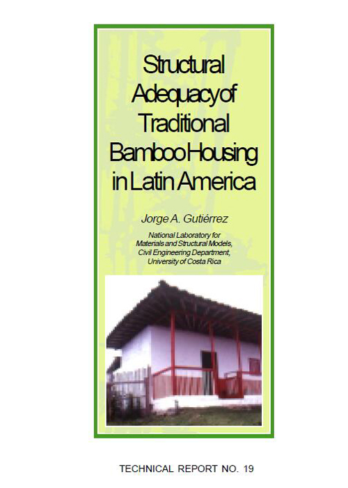 Structural Adequacy of Traditional Bamboo Housing in Latin America