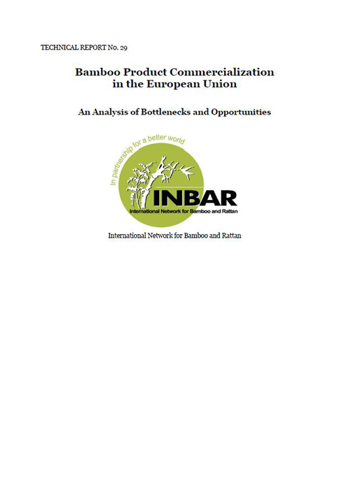 Bamboo Product Commercialization in the European Union