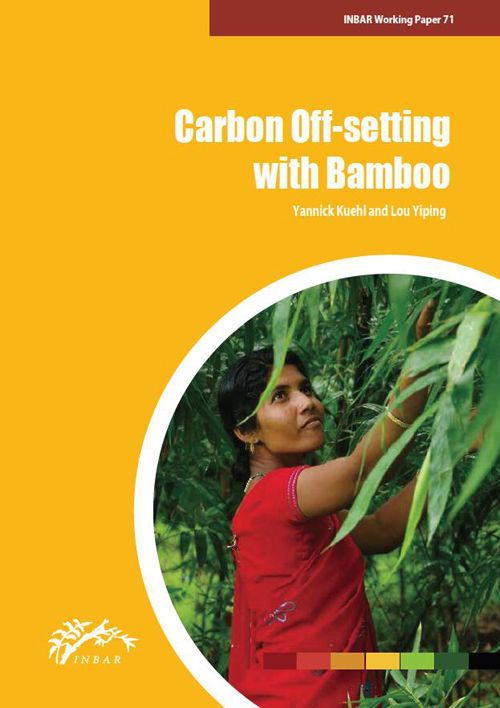 Carbon Off-Setting with Bamboo