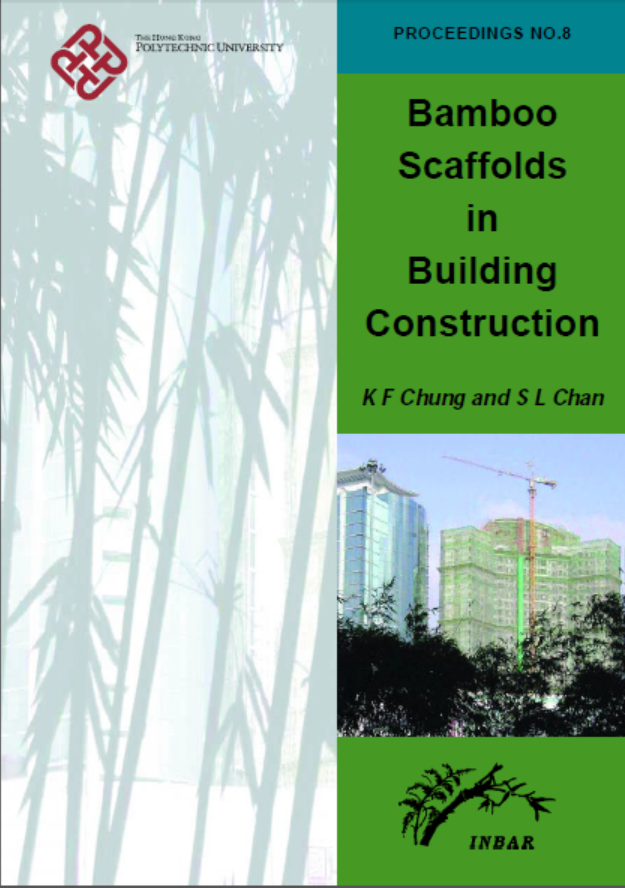 Bamboo Scaffolds in Building Construction