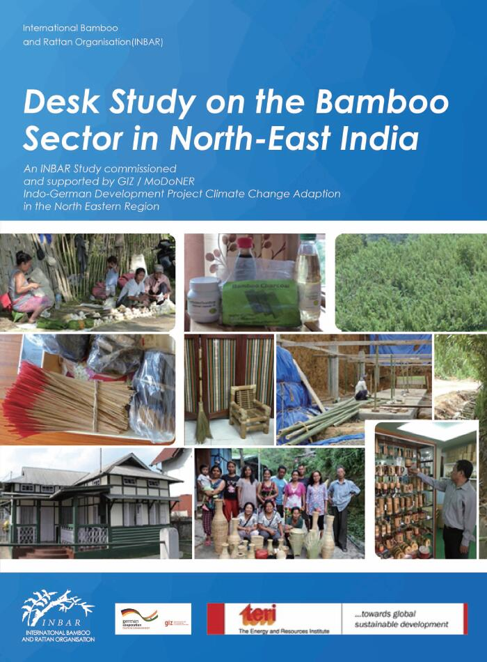 Desk Study on the Bamboo Sector in North – East India