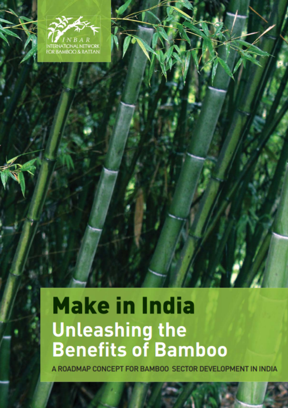 Make in India – Unleashing the Benefits of Bamboo