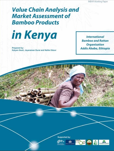Kenya: Value Chain Analysis and Market Assessments of Bamboo Products