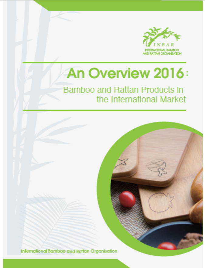 Trade Overview 2016: Bamboo and Rattan Products in the International Market