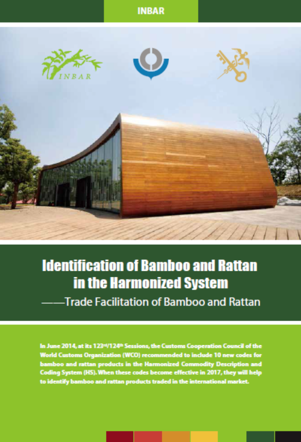 Identification of Bamboo and Rattan in the Harmonized System