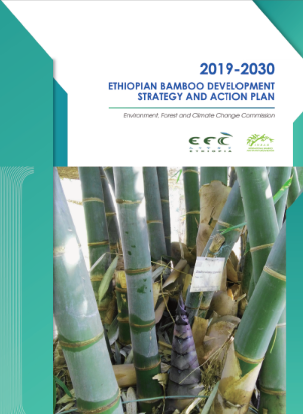 2019-2030 Ethiopian Bamboo Development Strategy and Action Plan