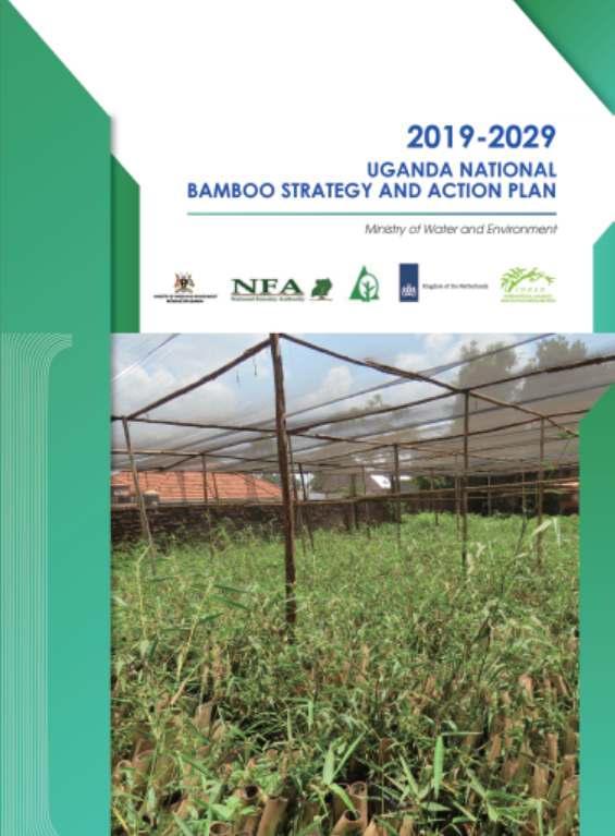 2019-2029 Uganda National Bamboo Strategy and Action Plan