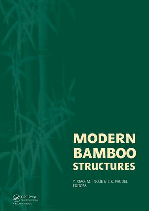 Modern Engineered Bamboo Structures (ICBS 2007)
