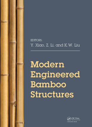 Modern Engineered Bamboo Structures (ICBS 2018)
