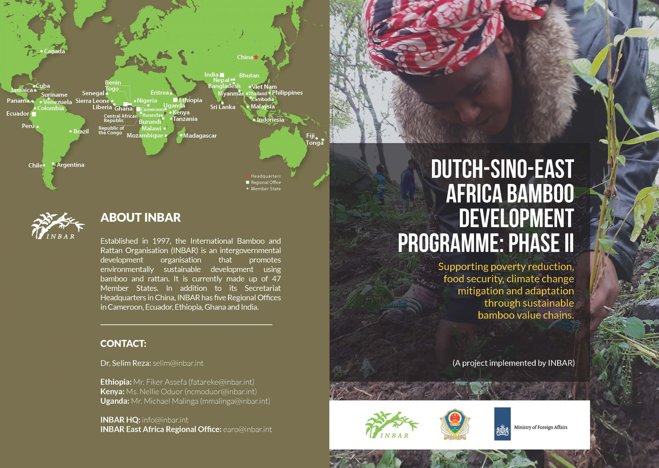 Dutch-Sino East Africa Development Programme Phase II – Brochure