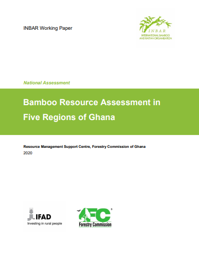 Bamboo Resource Assessment in Five Regions of Ghana