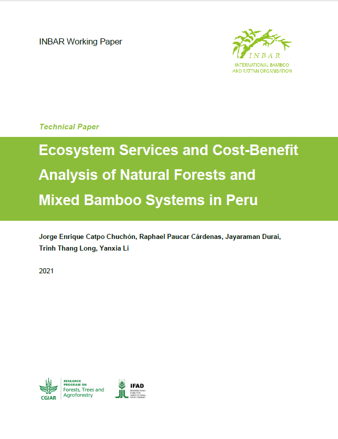Ecosystem Services and Cost-Benefit Analysis of Natural Forests and Mixed Bamboo Systems in Peru