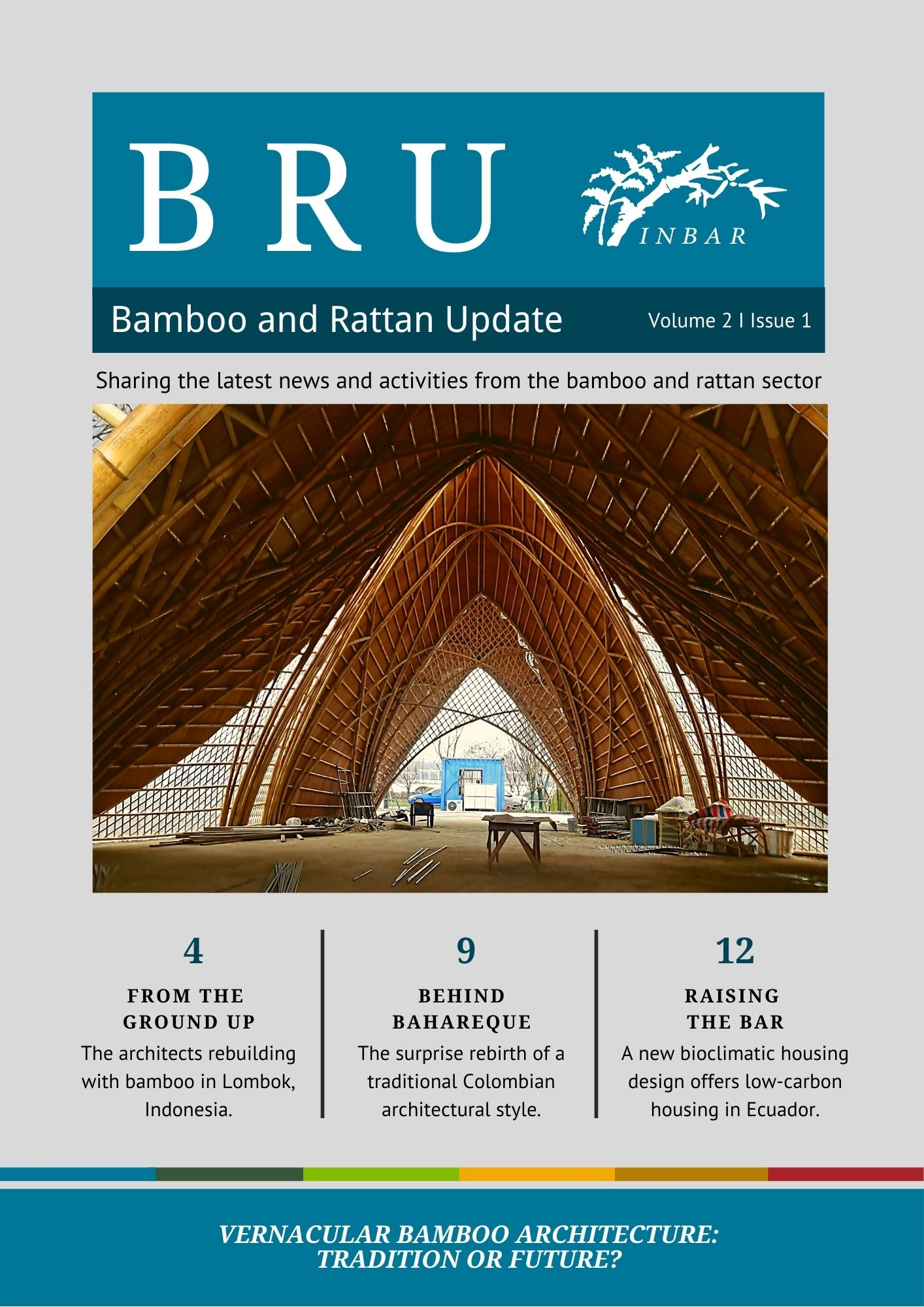 'Tradition or future': Bamboo and Rattan Update Volume 2 Issue 1