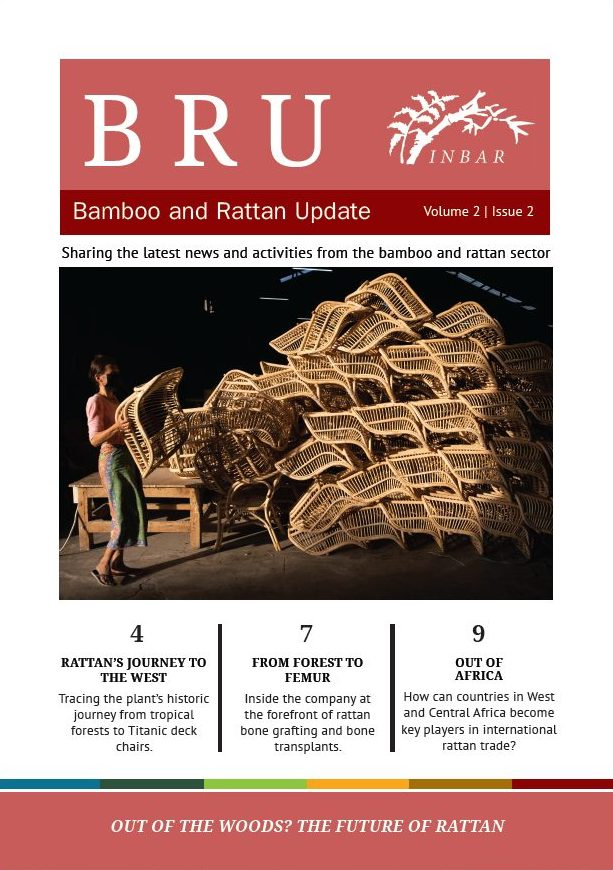 'The Future of Rattan': Bamboo and Rattan Update Volume 2 Issue 2